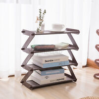 4 Tier Metal 10Pair Shoe Rack Tower Shelf Closet Storage Organizer Cabinet