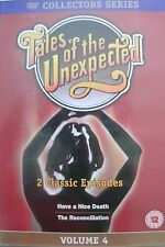 Tales Of The Unexpected Vol.4 (DVD) . FREE UK P+P ..............................