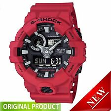 GA700-4A Casio G-Shock  Super Illuminator Ana-Digital 3D Watch