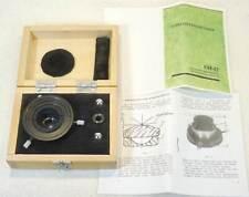 Lomo O?-13 / OI-13 Mikroskop Kardioid Dunkelfeld Kondensor + Zubehör in Box