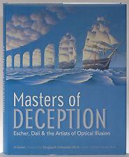 Masters of Deception optical illusions Dali Gonsalves Muniz Ocampo Fukuda De Mey
