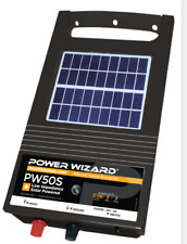 Pw50s Agratronix 06 Joule Solar Low Impedance Fence Energizer