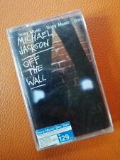 Michael Jackson [ Off The Wall ] ORIGINAL CASSETTE THAILAND EDITION