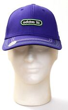 Adidas Golf Adjustable Purple Cap Hat UV Protection 50+ Men's One Size NWT