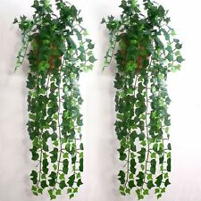 Foliage Wedding Vine Green Decoration Hanging Fake Ivy Leaf Home