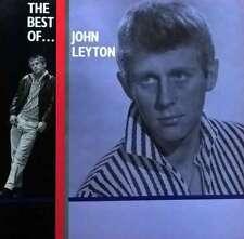 John Leyton The Best Of... LP Comp Vinyl Schallplatte 126360