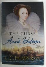 #N1^1,, C C Humphreys THE CURSE OF ANNE BOLEYN, SC VGC