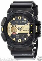 GBA-400-1A9 Black Casio Watches G-Shock X-Large Bluetooth Smart Music Playback