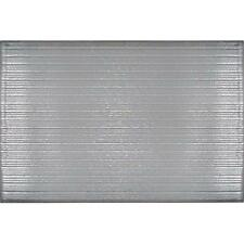 TrafficMASTER Anti-fatigue Gray 24 in. x 36 in. Vinyl Foam Commercial Door Mat