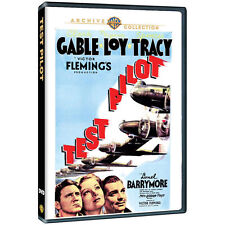 Test Pilot DVD - 1938 - Clark Gable - Myrna Loy - Spencer Tracy