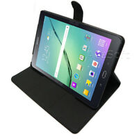 """For Samsung Galaxy Tab S2 9.7"""" SM-T813N Tablet PU Leather Stand Cover Flip Case"""