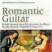 Various Artists - Romantic Guitar [Belart] (1994) G D0536