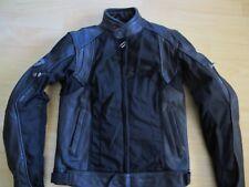 Spitzen-Motorradjacke aus Textil mit Leder, Revit Ignition 2, Damen, Gr. 36