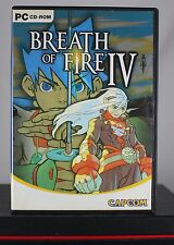 Breath Of Fire IV (PC, 2003) komplett, sehr gut