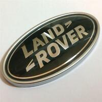 2013-2014  RANGE ROVER SPORT BADGE OVAL Green/Silver Rear Boot Tailgate Badge