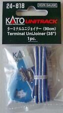 "Kato 24-818 Terminal Unijoiner (90cm / 35"" Leads) (N scale)"