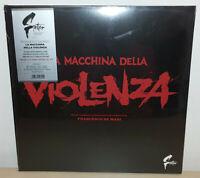 LA MACCHINA DELLA VIOLENZA - DE MASI - RED - LP