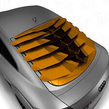 Rear window louver LION'S KIT V1 for AUDI TT III 8S 14-19