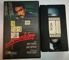 VHS GLI ARTIGLI DELLO SQUARTATORE di Peter Sasdy [MULTIVISION]
