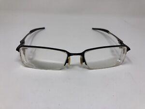 OAKLEY HALFSHOCK Eyeglasses Frame OX3119-0155 55-19-142 Black Matte SI33