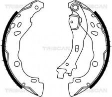 Bremsbackensatz für Bremsanlage Hinterachse TRISCAN 8100 10009