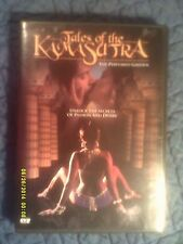 DVD - Tales of the Kama Sutra (2003) , Ivan Baccarat, Amy Lindsey