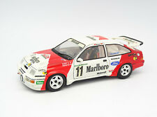 Maquette Plastique Montée 1/24 - Ford Sierra Cosworth Marlboro Portugal Rally 87