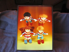 Vintage Super Hero Kids Advertising Light Box