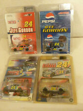 New listing 4 PACK #24 JEFF GORDON DUPONT MIXED CHEVY MONTE CARLO 2000, 02+03  ACTION 1:64