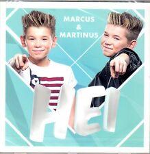 CD Marcus & Martinus, HEI, 2015, Norwegen, norwegisch, 2015, NEU NEW