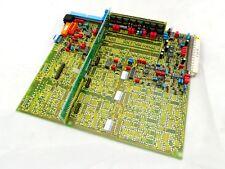 SIEMENS 6SC6100-0NA01 SIMODRIVE 610 ANALOG REG DRIVE BOARD 1 AXIS