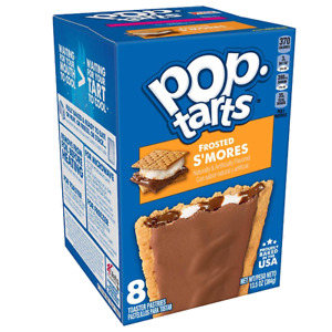 Pop Tarts Frosted S'mores 8ct (13.5oz)