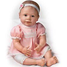 Asthon Drake - What Ella Loves! Interactive Baby Girl Doll by Linda Murray