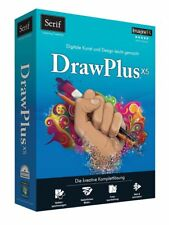 DrawPlus X5 PC NEW + ORIGINAL PACKAGE