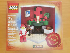 2011 LEGO SEASONAL CHRISTMAS HOLIDAY SET 2 of 2 3300002, PROMO SET, NEW&SEALED