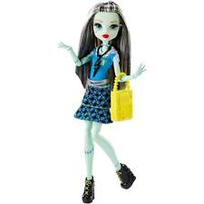 Monster High First Day of School Frankie Stein Doll DNW99