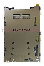 SIM Micro Konnektor Speicher Karten Leser Card Reader Connector Sony Xperia Z5