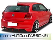 Sotto paraurti posteriore per VW Polo 6R dal 2009>2015