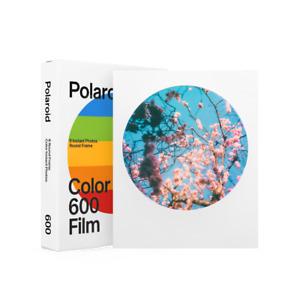 *NEW* Polaroid film for Polaroid Type 600/i-Type color ROUND FRAME -AU free post