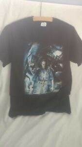 🤖 ALIEN: Fright crate exclusive t-shirt men small black