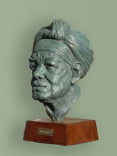 CC Bronze bust of Author Maya Angelou. Edition of only 50. Signed certificate