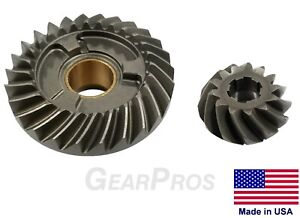 Lower Unit Gear Set 85-140 HP Johnson / Evinrude Outboard Gears - 436746 985050