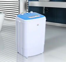 Compact Portable Mini Washing Machine Electric Laundry Washer Spin 8.4lbs Dorm
