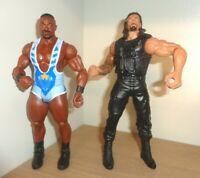 🤼WWE BIG E- ROMAN REIGNS 2013 Mattel Wrestling Figure  FAST DISPATCH!🤼
