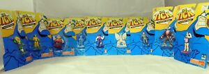 1994 Ban Dai THE TICK Action 9 Figure LOT