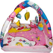 Kids BABY PLAY GYM CUM BEDDING BABY MOSQUITO PROTECT MATTRESS Crib (COTTON, MICR