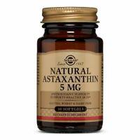 Astaxanthin 30 S Gels 5 mg by Solgar