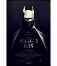 Mondo - The Dark Knight Rises - Batman - Olly Moss - Numbered Edition