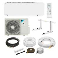 Daikin Sensira+ Klimaanlage FTXC25B 2,56 kW 9000 BTU R32 Wi-Fi + Montage Set