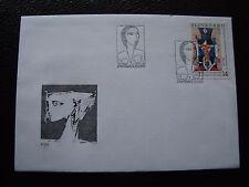 SLOVAQUIE - enveloppe 31/5/1995 (B1)